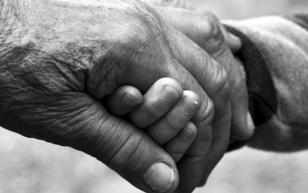 Geef ouderen hun stem terug #corona